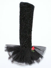 Vintage 1960-64 Barbie #982 SOLO IN THE SPOTLIGHT Black Evening Gown Dress