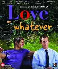 LOVE OR WHATEVER-LOVE OR WHATEVER  Blu-Ray NEW