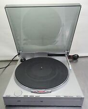 Vintage direct drive turntable JVC L-E5 Tangential vollautomatik record player
