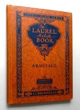 Vintage 1929 LAUREL S.A.B. BOOK Songbook Songs Sheet Music HB