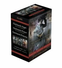 NEW The Infernal Devices by Cassandra Clare: Clockwork Angel, Hardcover