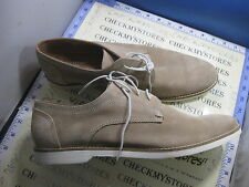 NEW VENTURINI VELOUR 4010 PREMIUM CASUAL DRESS OXFORD SUEDE LEATHER SHOES