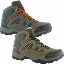 2017 Hi-Tec Dri-Tec Bandera II Leather Mens Sports Walking Boots - Waterproof