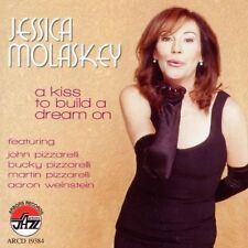 """Molaskey, Jessica""-Kiss To Build A Dream On  CD NEW"