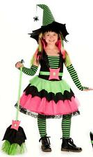 Spiderina Witch Costume Princess Paradise Chasing Fireflies 3 4 5 6 7 8 9 10 12