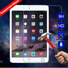 New Genuine Premium Tempered Glass Screen Protector For iPad 4 3 2 Mini Air 1/2