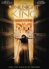 One Night With The King (DVD, 2007)
