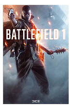 Battlefield 1 Main Image Poster New - Maxi Size 36 x 24 Inch