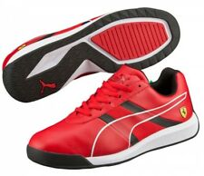 Puma Ferrari Podio Tech Red Sneakers