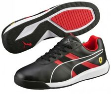 Puma Ferrari Podio Tech Black Sneakers