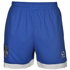 Sondico Oldham Athletic FC Home Shorts 2016 2017 Mens Blue Football Soccer