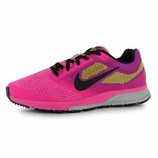 Nike Air Zoom Fly 2 Running Shoes Womens Pink/Black Trainers Sneakers Fitness