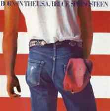 Bruce Springsteen-Born in the U.S.A.  CD NEW