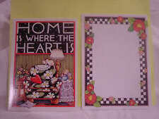 """new Mary Engelbreit Card """"HOME IS WHERE THE HEART IS' *ME*"""