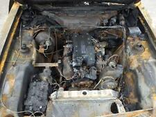 1987 FORD CAPRI 2.8 V6 Turbo Petrol Engine and Gearbox  Fire Damaged