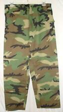 TROUSERS GORE-TEX ECWCS WOODLAND CAMO LARGE-REGULAR NWT $59.98 FREE SHIPPING