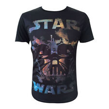 NEW! Star Wars Darth Vader All-Over T-Shirt Large Black TS090700STW-L