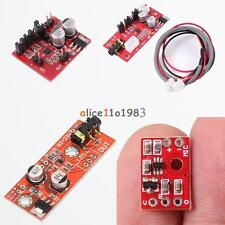 MAX9814/MAX9812 Electret Microphone Amplifier Module Board for Arduino