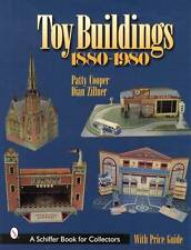 Vintage Toy Buildings & Dollhouses 1880-1980 Collector Reference Tin Litho MORE