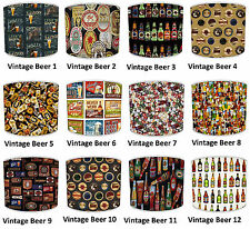 Lampshades To Match Vintage & Retro Beer Bottle Cushions Beer Bottles Wallpaper