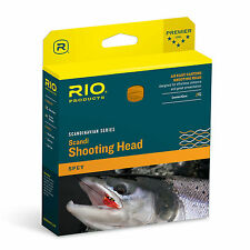 RIO Scandi Scandinavian Spey Shooting Head Fly Fishing Line Floating
