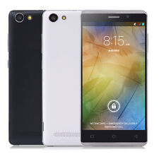 """Unlocked 5.0"""" IPS Android 4.4 Smartphone 2Core/2Sim 3G/GSM Mobile Phone AT&T GPS"""
