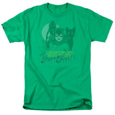 Batman Catwoman DC Comics Purrfect Superhero T-Shirt Tee