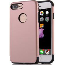 New Rugged Hybrid Armor Shockproof Protective Back Cover Case For iPhone 7 Plus