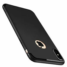 Ultra-thin Dustproof Silicone Soft TPU Back Case Cover For Apple iPhone 7 7 Plus