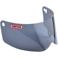Simpson Helmets 89101MB Replacement Helmet Shield Fits Outlaw Bandit Snell 2015