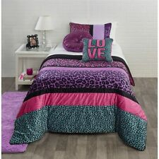 Seventeen Pop Cheetah 3-piece Comforter Set