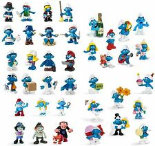 Schleich Smurf Smurf Puffi Smurf Set Set Choose: Office Film Pirates