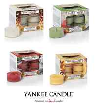NEW Yankee Candle 2016 Christmas 'Holiday Party' Pack of 12 Tealights