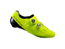 Shimano SH-RC9 S-Phyre Road Shoes - Yellow