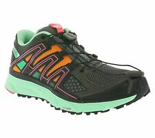 NEW Salomon X-Mission 3 W Shoes Women's Trail running Shoes Trainers Black