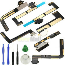 USB Charging Port Dock Connector Flex Cable For iPad 2 3 4 5 Air1/2 MINI 1 2 3 4