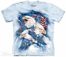 Eagles Allegiance The Mountain Adult Size T-Shirt