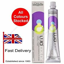 Loreal Luo Hair Colour Tint Dye Colourant L'Oreal 50ml  ALL COLOURS STOCKED