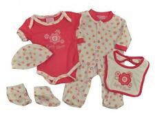 Take Me Home Newborn Girls Spring Flower 5pc Layette Set Size 3/6M 6/9M