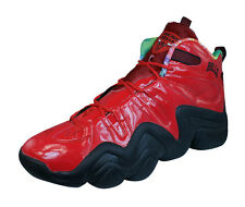 adidas Crazy 8 Chicago Bulls Mens Basketball Sneakers / Shoes - Red