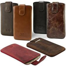 Apple iPhone 6S 6 Case Leather Pouch Cell Bouletta MultiCase