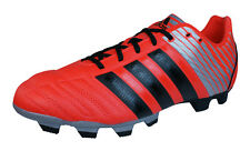 adidas Regulate Kakari FG Mens Rugby Boots - Solar Red