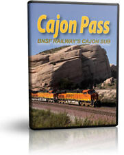 Cajon Pass – The BNSF Cajon Sub - DVD or Blu-ray - 7idea Train Video