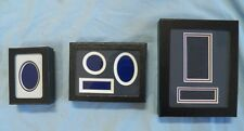 """2""""X3"""", 3""""X4"""" & 4""""X5"""" Mats In Riker Case/ For Civil War Artifacts & Collectibles"""