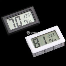 Mini Digital LCD Thermometer Hygrometer Humidity Temperature Meter Indoor