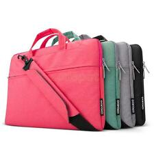 "Notebook Laptop Sleeve Brief Case Handbag Bag For MacBook Pro Air 13"" 15"" inch"