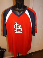 New St. Louis Cardinals Mens sizes L-XL MLB Genuine Merchandise Jersey