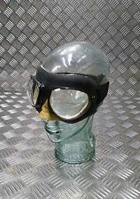 Genuine Vintage USSR Russian Soviet Army Aviation Pilot Goggles Like WWII Issue