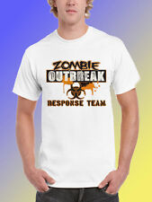 NEW FUNNY ZOMBIE TSHIRT - Zombie Outbreak Response Team!