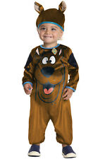 Adorable Scooby-Doo Infant/Toddler Costume